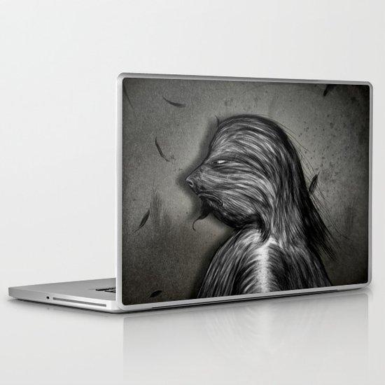 Grumpy Laptop & iPad Skin