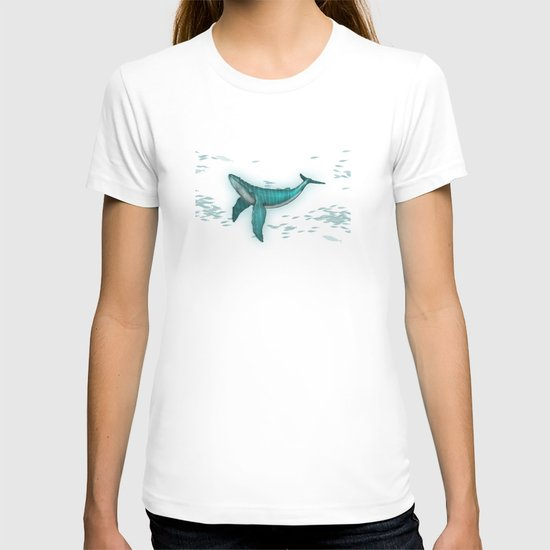 rhythm of the whale T-shirt