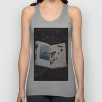 Book of the Stars Unisex Tank Top