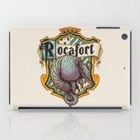 HP Rocafort House Crest iPad Case