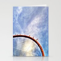 Fun in the Sky Stationery Cards