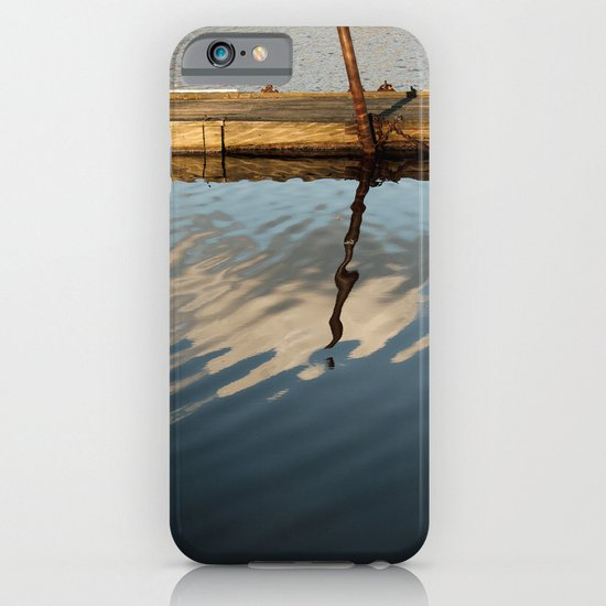 Two Waters and a Cloud iPhone & iPod Case