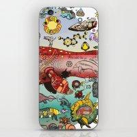 SATI iPhone & iPod Skin