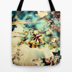 flowers & Ice. Tote Bag