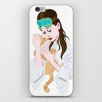 Holly Golightly's Cat / … iPhone & iPod Skin