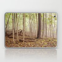 Indiana woods Laptop & iPad Skin