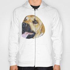 Mans Best Friend - Dog in Suit Hoody