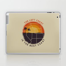 Left Coast is the Best Coast Laptop & iPad Skin