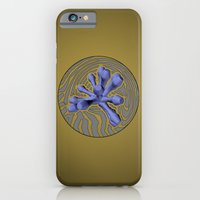 iPhone & iPod Case featuring Myokinetic by Charles Emlen