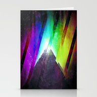 The Cosmic Pyramid Stationery Cards