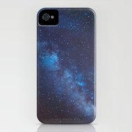 Milkyway - Space iPhone (4, 4s) Slim Case