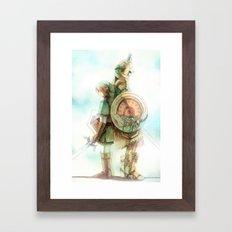 Zelda: Lineage Framed Art Print