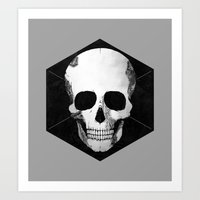 DIEmension Art Print