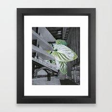 overgrowth Framed Art Print