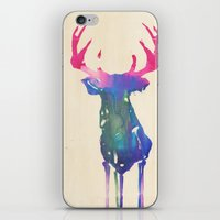 Patronus iPhone & iPod Skin