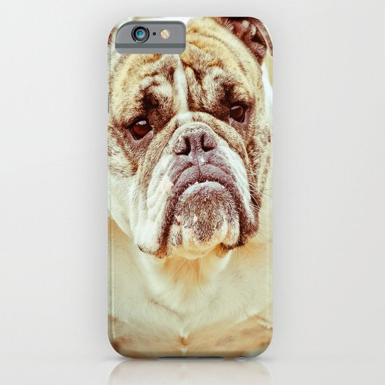 Portrait of a Lady iPhone & iPod Case