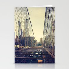 Oncoming Traffic Stationery Cards