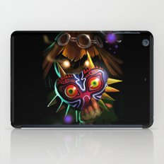 Majoras Mask iPad Case