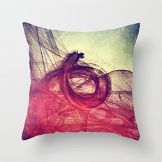 Of Your Own Doing Throw Pillow