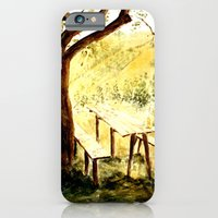 iPhone & iPod Case featuring Wineyards by Vargamari