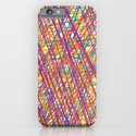 Scribble Crazy iPhone & iPod Case