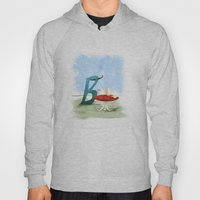 Time For Tea With Letter… Hoody