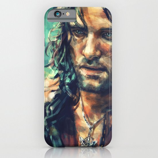 Elessar iPhone & iPod Case