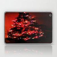 Christmas Tree. Laptop & iPad Skin