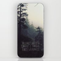 Forest Universe II iPhone & iPod Skin
