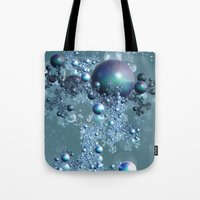 Bubbles 5 Tote Bag
