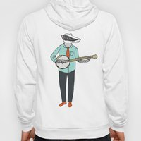 Banjo Badger Hoody