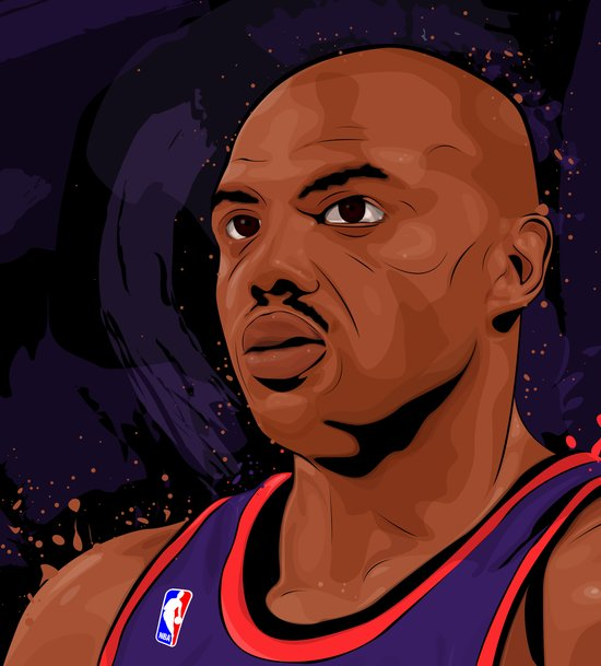 Sir Charles Canvas Print
