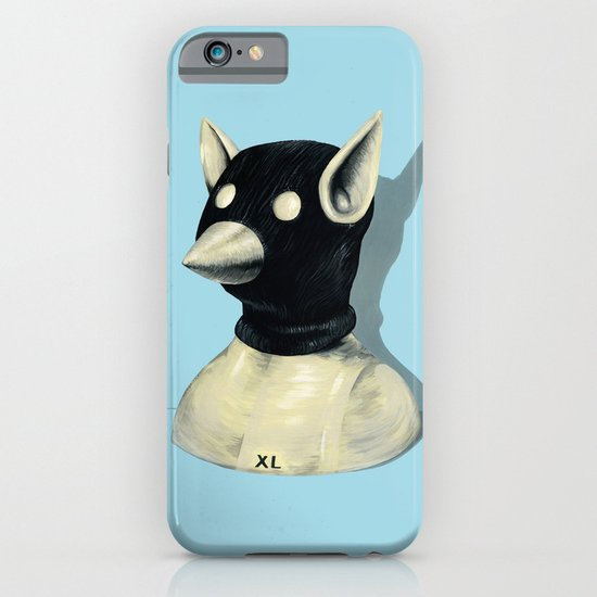 Bandit Hat iPhone & iPod Case