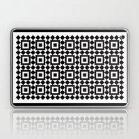 Victorian tile pattern #1 Laptop & iPad Skin