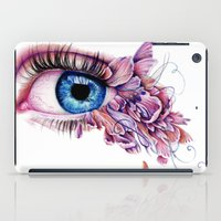 The Soul Would Have No Rainbow If The Eyes Had No Tears iPad Case