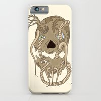 Dead Living By Tree iPhone 6 Slim Case