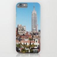 Empire State Of Mind iPhone 6 Slim Case