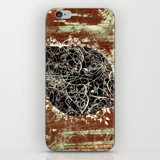 Let It Happen. iPhone & iPod Skin