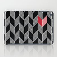 Heart Pattern iPad Case