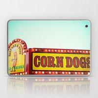 Corn Dogs Laptop & iPad Skin