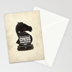 Shawshank Chess Championship Stationery Cards
