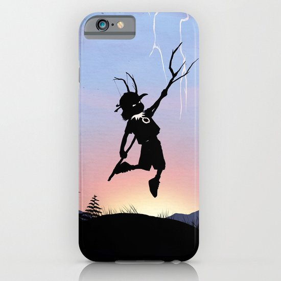 Loki Kid iPhone & iPod Case