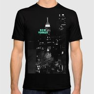 T-shirt featuring New Yorker by 2sweet4words Designs