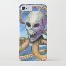 Skulloctopus iPhone 7 Slim Case
