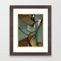 Ascending Framed Art Print