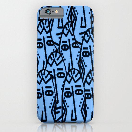 Tiki Tiki Mon iPhone & iPod Case