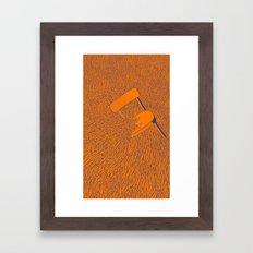 zArk Framed Art Print