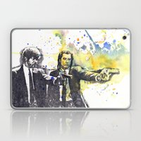 Pulp Fiction Laptop & iPad Skin