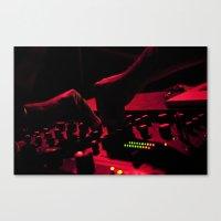 Turn Canvas Print
