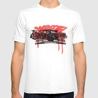 Wrath! Mens Fitted Tee White SMALL